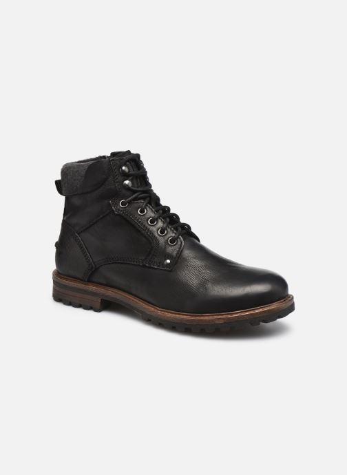 Boots en enkellaarsjes I Love Shoes THADEN LEATHER Zwart detail
