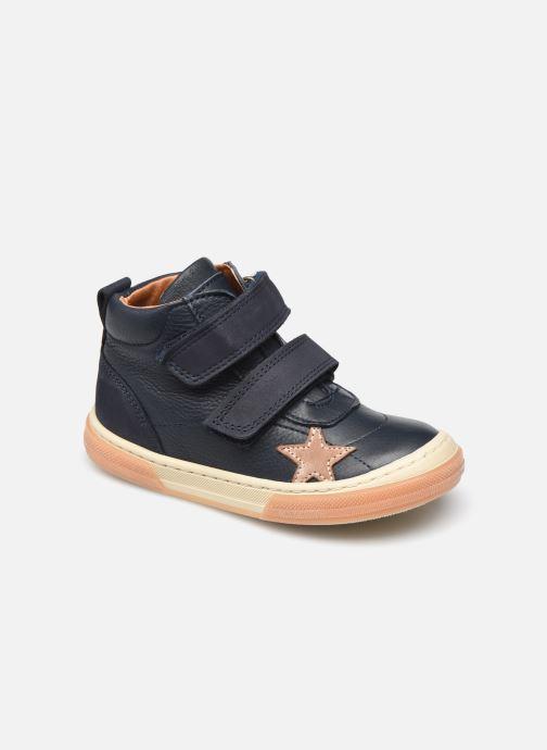 Stiefeletten & Boots Bisgaard Keo blau detaillierte ansicht/modell