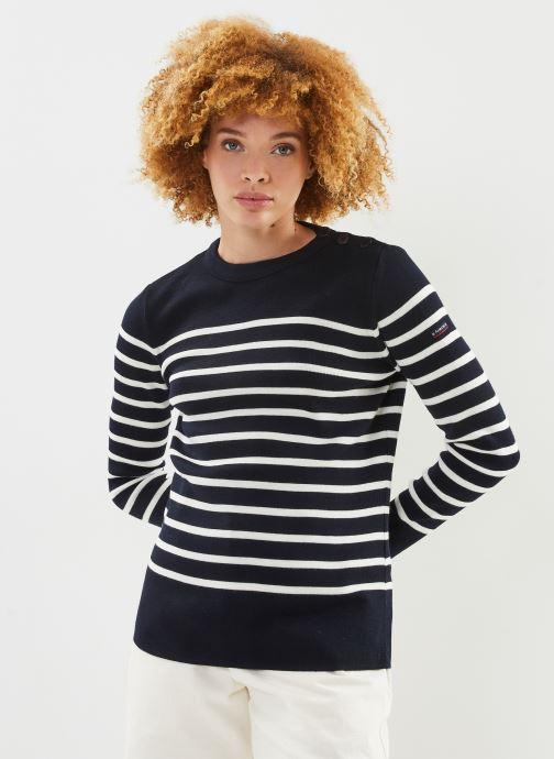 "Vêtements Accessoires Pull Marin ""Paimpol"" Femme New"