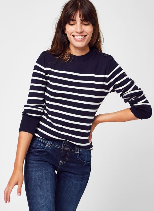 "Vêtements Accessoires Pull Marin ''Briac"" Femme New"