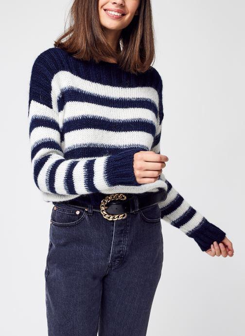 Vêtements Accessoires Pull Rayé ML New