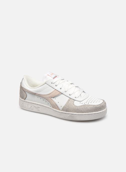 Sneaker Damen Magic Basket Low Icona Wn