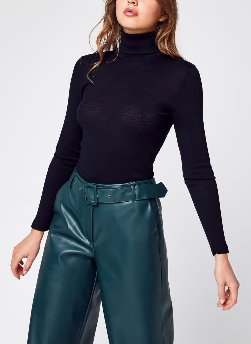Abbigliamento Accessori Tee Shirt Ml Col Roulé Femme