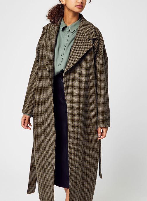 Vêtements Accessoires POPPY Wool Lapel Coat - GRS