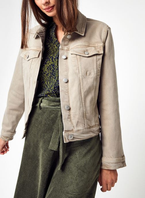Vêtements Accessoires LILLIAN Natural dye Boxy Workwear Overshirt - GOTS/Vegan