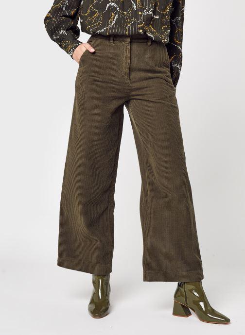 Kleding Accessoires POSEY Loose Heavy Cord Pants - GRS/Vegan