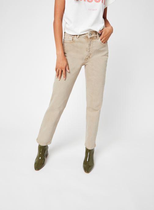 Tøj Accessories STELLA Natural dye Tapered Twill Pants - GOTS/Vegan