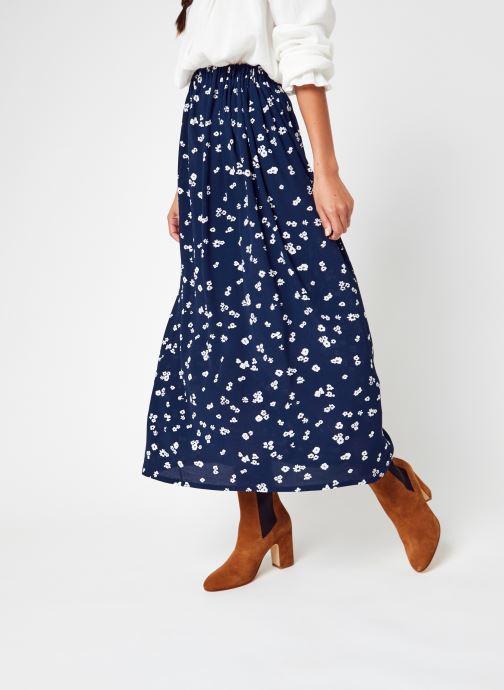 Vêtements Accessoires ORCHID Lenzing™ EcoVero™ Flower Print Midi Skirt