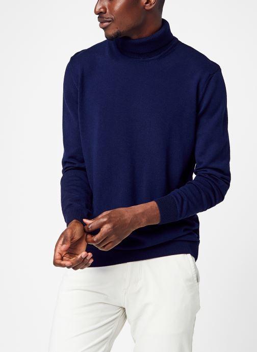Vêtements Accessoires FORREST roll neck merino wool knit - GOTS