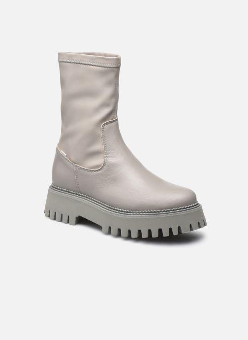 Boots en enkellaarsjes Bronx GROOV-Y 47358 Grijs detail