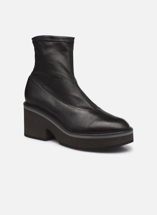 Boots en enkellaarsjes Clergerie Albane Zwart detail