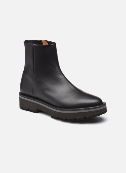 Boots en enkellaarsjes Clergerie Lune Zwart detail