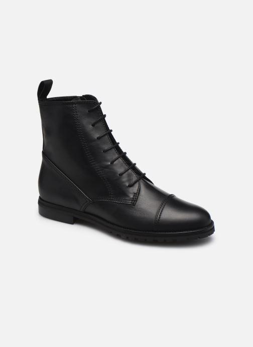 Stiefeletten & Boots Pretty Ballerinas PAT 49619 schwarz detaillierte ansicht/modell