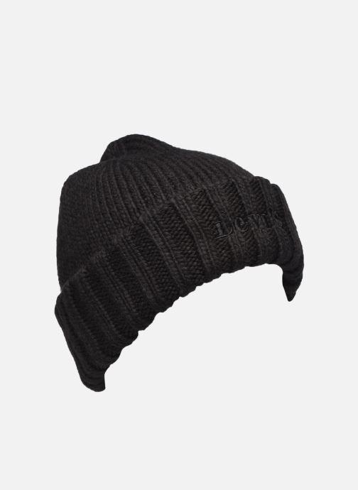 Mütze Levi's Women's Lofty Turn Up Beanie schwarz detaillierte ansicht/modell