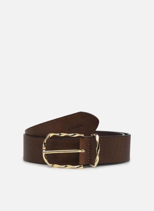 Gürtel Levi's Femme Twist Belt braun detaillierte ansicht/modell