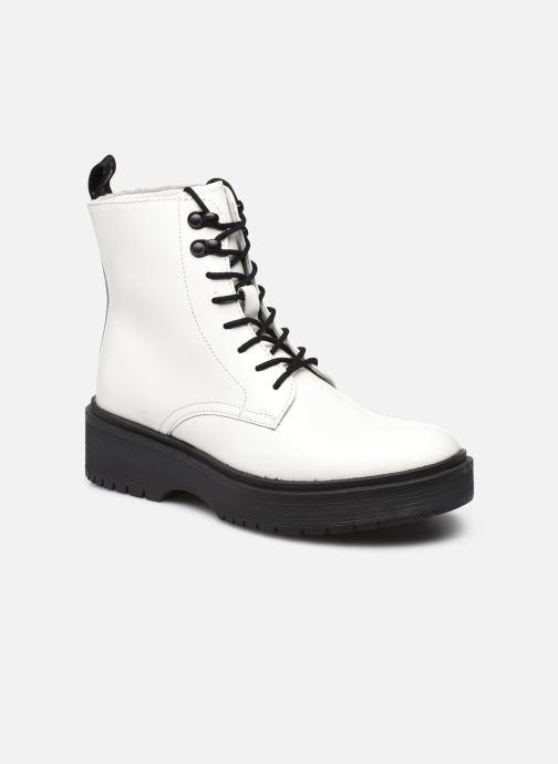 Bottines et boots Levi's Bria Blanc vue détail/paire