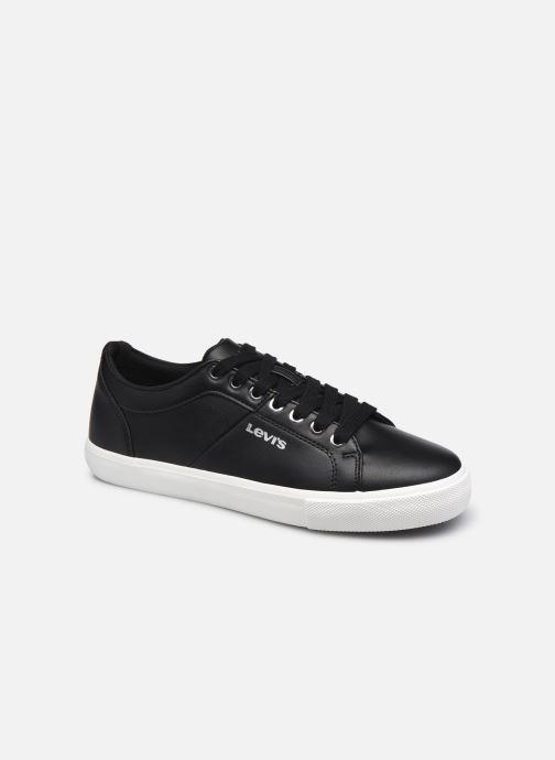 Sneaker Levi's Woodward S schwarz detaillierte ansicht/modell