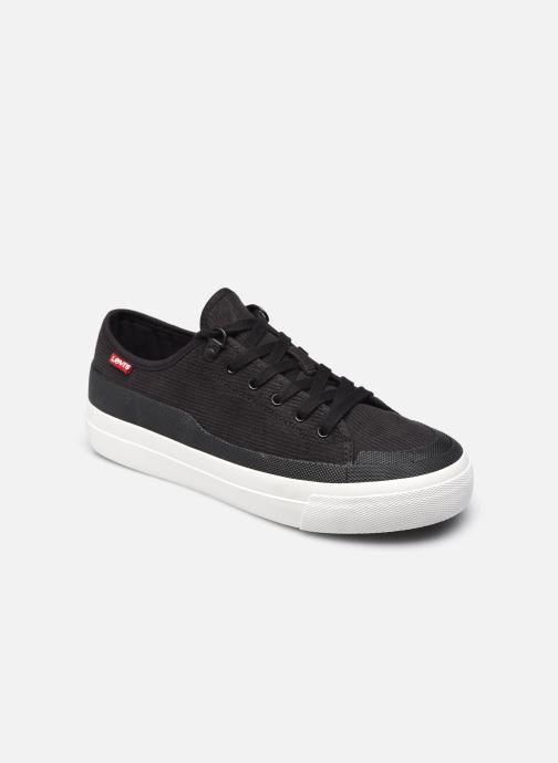 Sneaker Levi's Square Rubber Low S schwarz detaillierte ansicht/modell