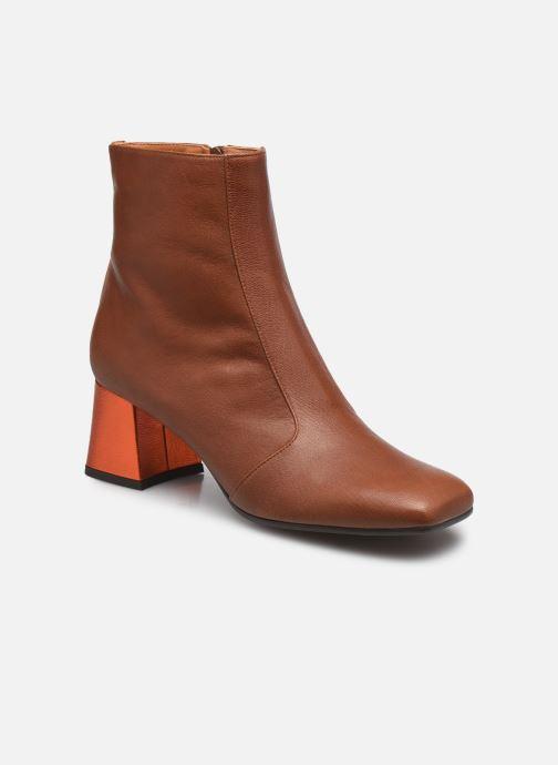Stiefeletten & Boots Chie Mihara Volshoi braun detaillierte ansicht/modell