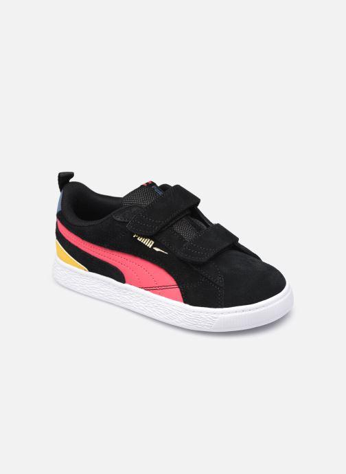 Sneaker Puma Suede Bloc V Ps schwarz detaillierte ansicht/modell