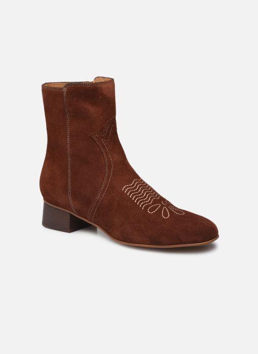 Stiefeletten & Boots Damen Lizzi Ankle Boot Mid Heel