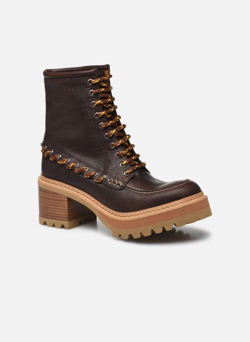 Boots en enkellaarsjes Dames Mahalia Ankle Boot Mid Heel