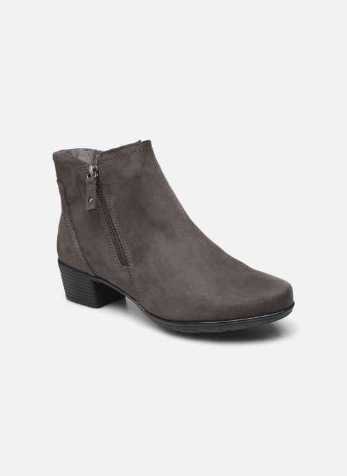 Bottines et boots Jana shoes Nattie Gris vue détail/paire