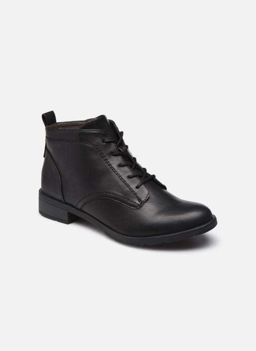 Botines  Jana shoes Feriel Negro vista de detalle / par