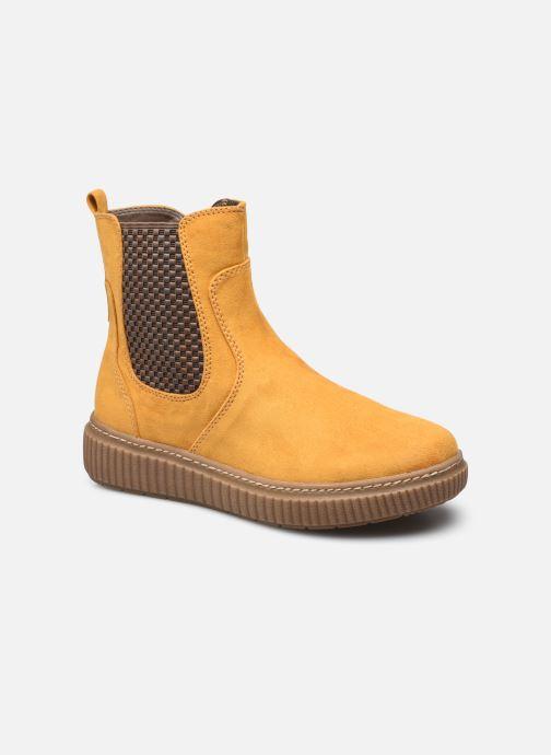 Stiefeletten & Boots Jana shoes Elias gelb detaillierte ansicht/modell