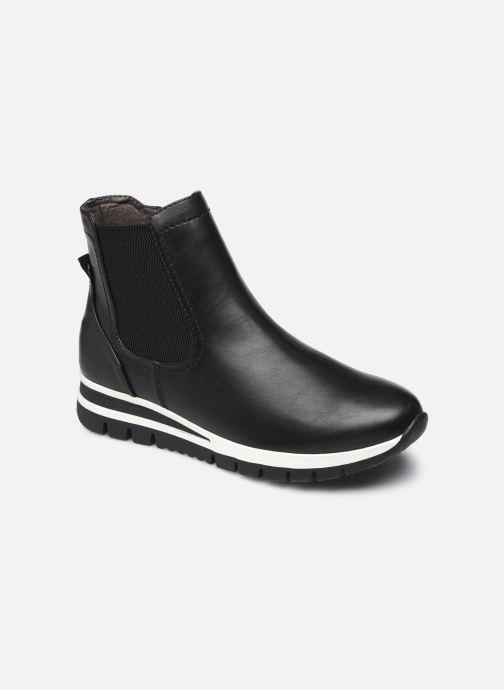 Bottines et boots Jana shoes Forta Noir vue détail/paire