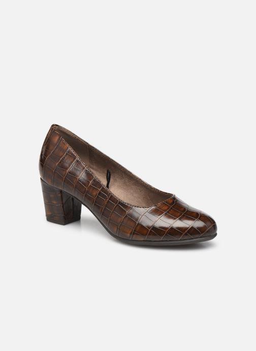 Pumps Jana shoes Alais braun detaillierte ansicht/modell