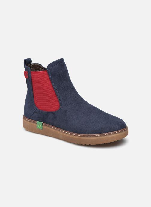 Stiefeletten & Boots Jana shoes Erika blau detaillierte ansicht/modell