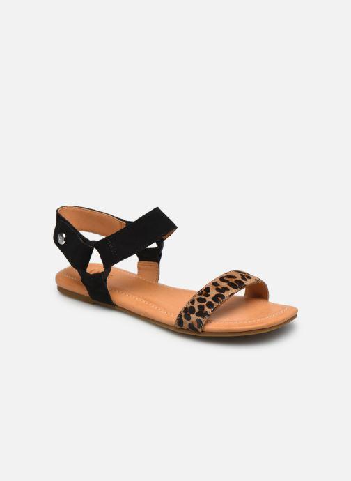 Sandales et nu-pieds Femme RYNELL LEOPARD W