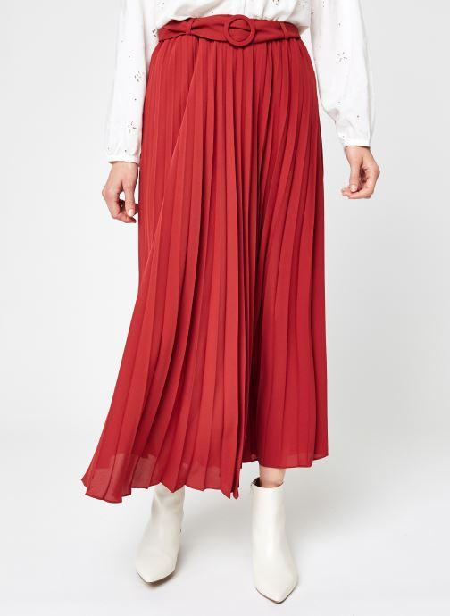 Vêtements I.Code QT27014 Rouge vue détail/paire