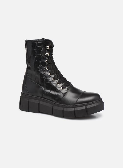 Stiefeletten & Boots Alohas Can Can schwarz detaillierte ansicht/modell