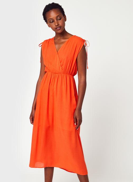 Vêtements Grace & Mila Crillon Orange vue détail/paire