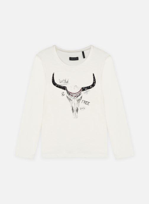 Vêtements IKKS JUNIOR  XT10052 Blanc vue détail/paire
