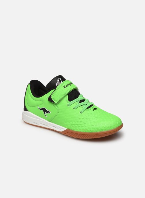 Sneaker Kangaroos K5-Comb EV grün detaillierte ansicht/modell