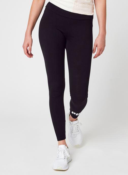 Vêtements Puma W Ess Logo Legging Noir vue détail/paire
