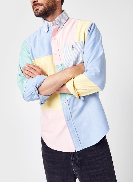 Kleding Polo Ralph Lauren Cubdpppks Long Sleeve Sport Shirt Multicolor detail