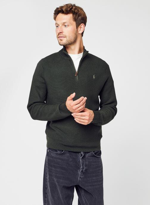 Abbigliamento Accessori Hz Mock Long Sleeve Pullover