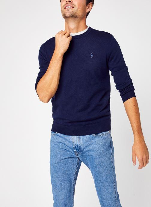 Kleding Accessoires Ls Sf Cn Pp Long Sleeve Sweater