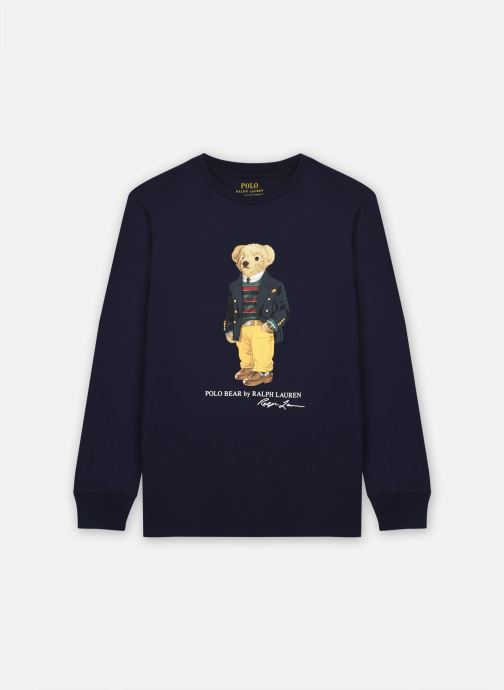 Vêtements Accessoires Ls Cn-Knit Shirts-T-Shirt
