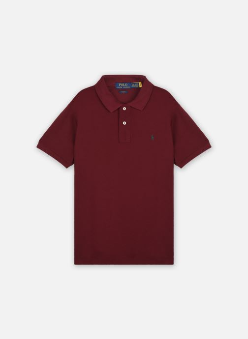 Ropa Accesorios Slim Polo-Tops-Knit SS