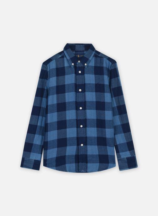 Ropa Polo Ralph Lauren Bd Ppc-Shirts-Sport Shirt Azul vista de detalle / par