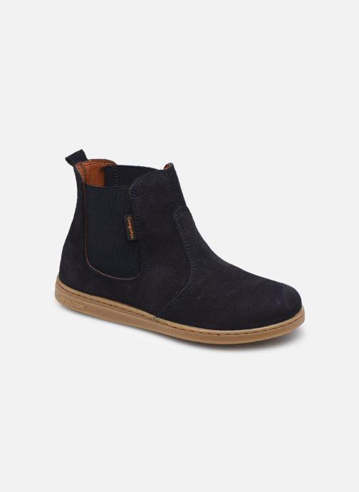 Stiefeletten & Boots Conguitos LI1 255 07 blau detaillierte ansicht/modell