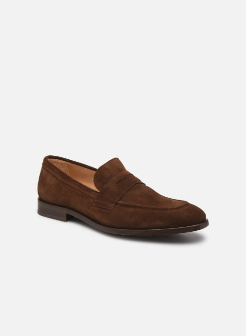 Mocassins PS Paul Smith Rossi Bruin detail