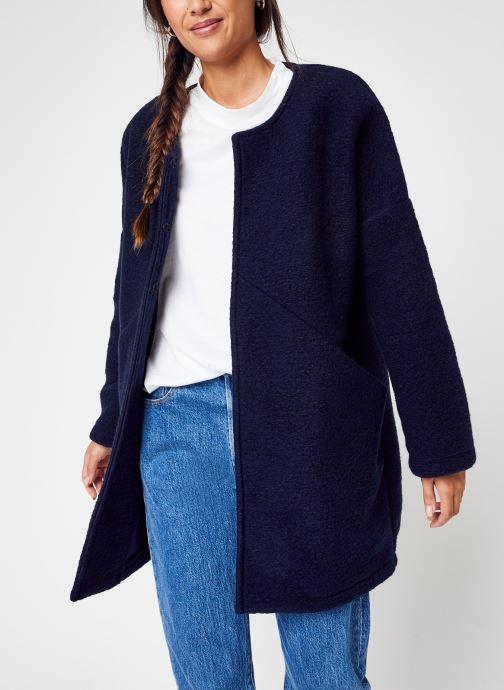 Vêtements La Fée Maraboutée FB-GP-CAVIAR Bleu vue détail/paire