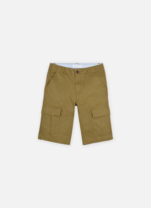 Vêtements Accessoires Bermuda twill en coton Bio