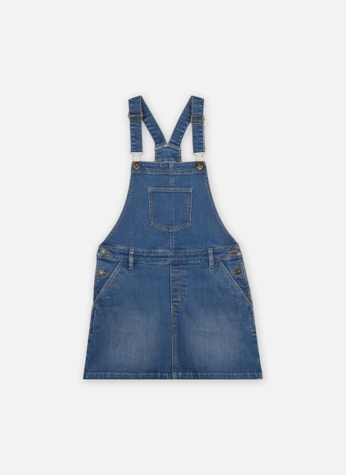 Vêtements Monoprix Kids Robe salopette en jean Bleu vue détail/paire